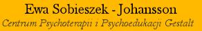 Psychoterapeuta Ewa Sobieszek - Centrum Psychoterapii i Psychoedukacji Gestalt Wrocław